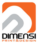 dimensi logo