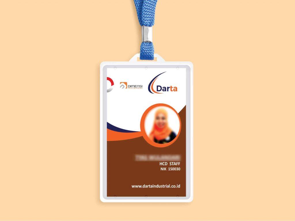 Jasa Cetak ID Card