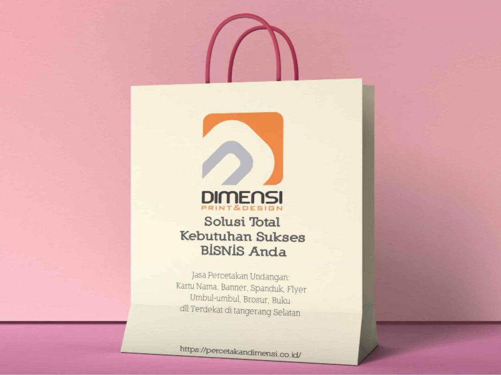 Jasa Cetak Paper Bag