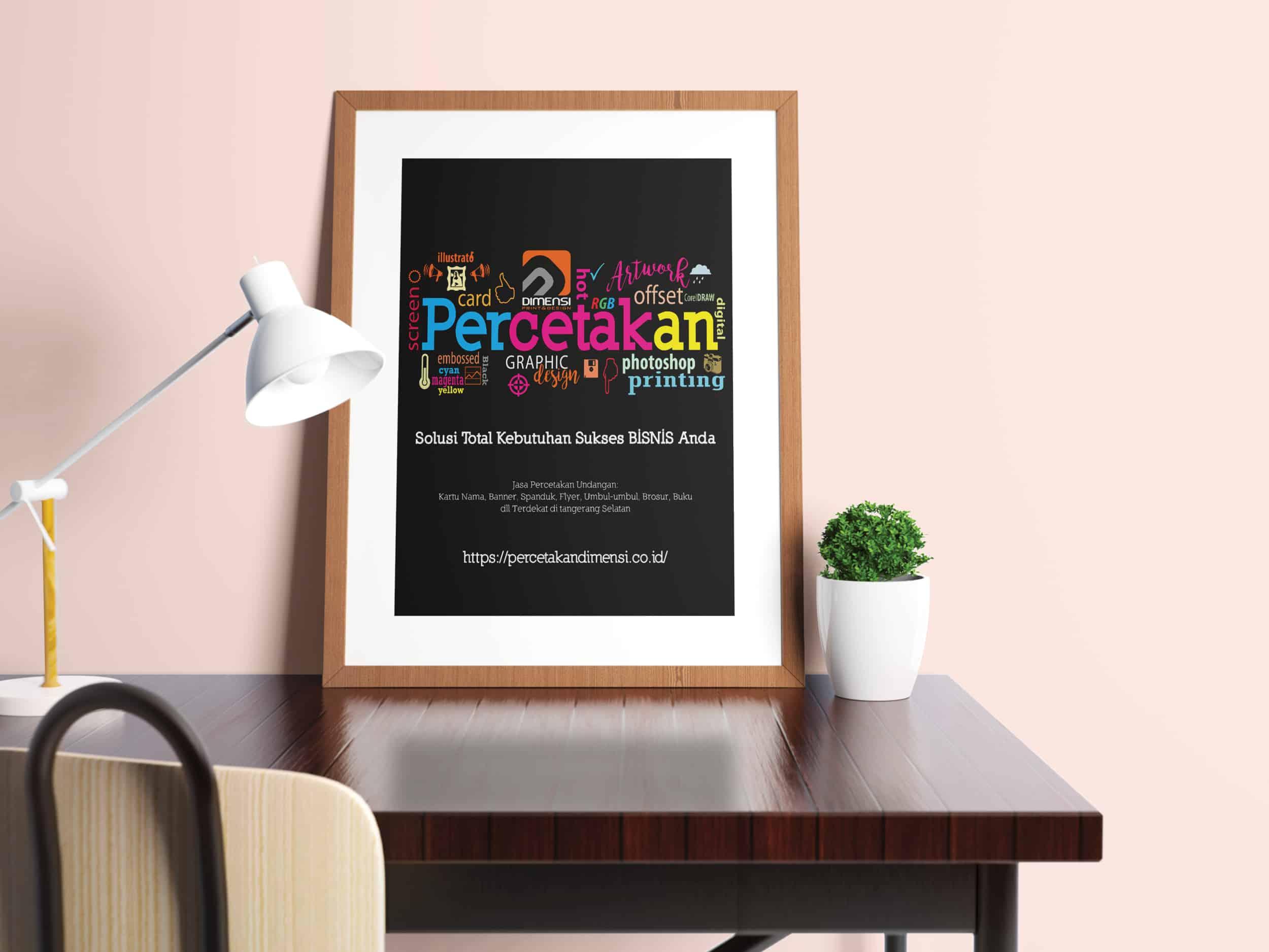 Jasa Cetak Poster