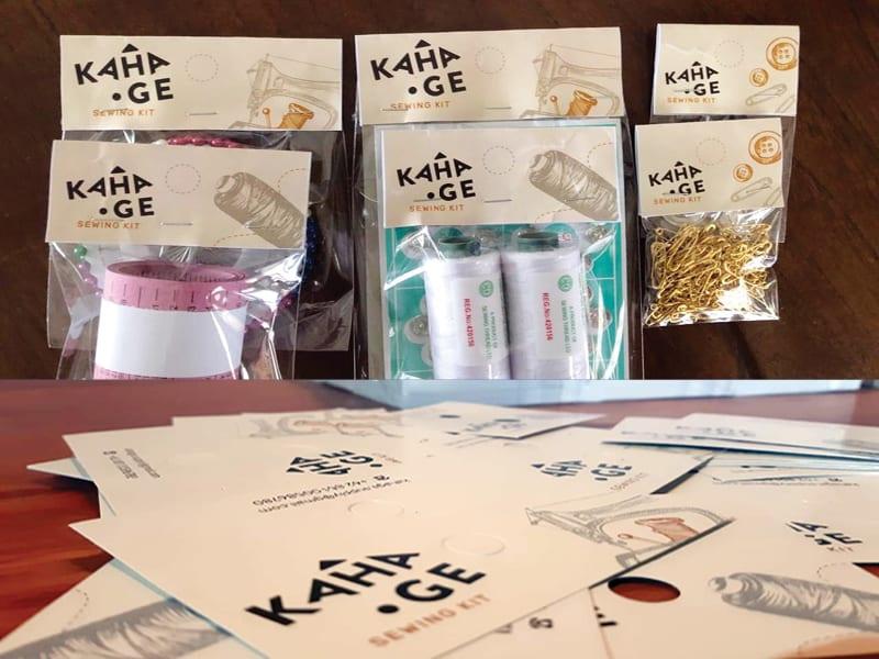 Desain, Cetak dan Pembuatan Label Produk