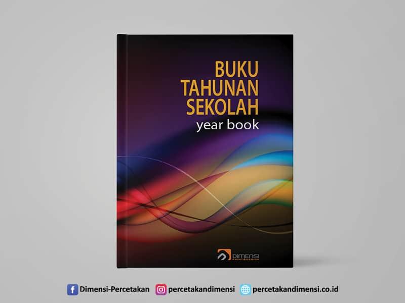 Ide Desain Sampul atau Cover Buku Tahunan Sekolah