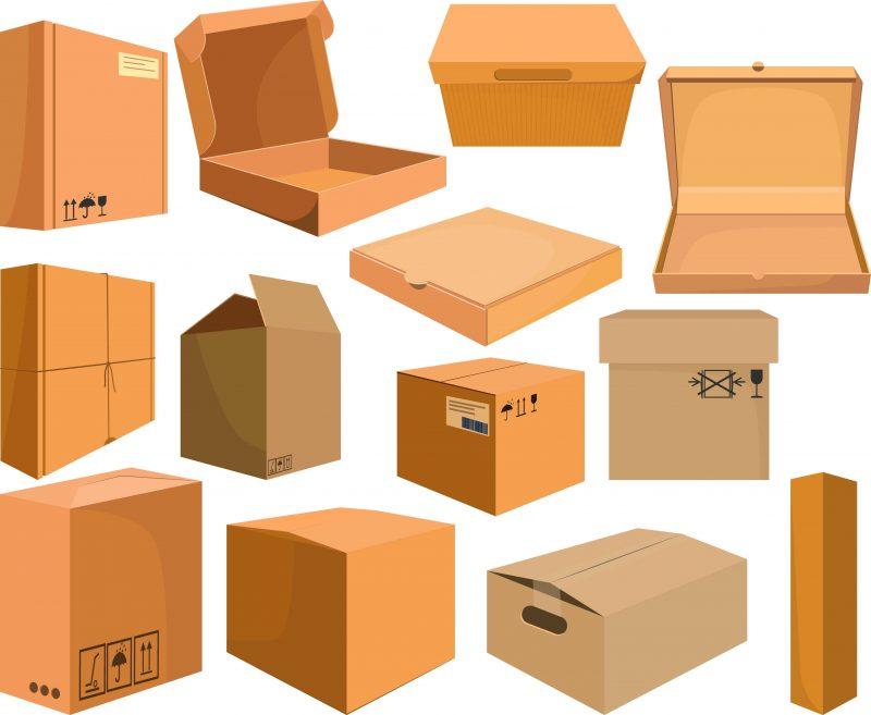 Kotak Kemasan Produk