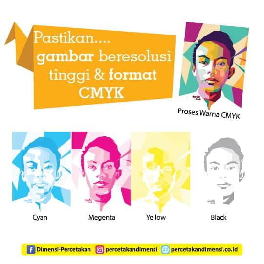 Pusat percetakan brosur online harga murah dan terdekat di BSD City Tangerang Selatan